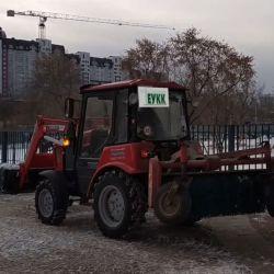 Беларус МТЗ 320 4М (колёсный дизельный и малогабаритный)